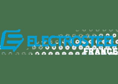 ELECTROSTEEL est un groupe industriel international producteur de systèmes complets de canalisations et de raccords en fonte ductile pour l'adduction d'eau potable, l'irrigation et pour l'assainissement.