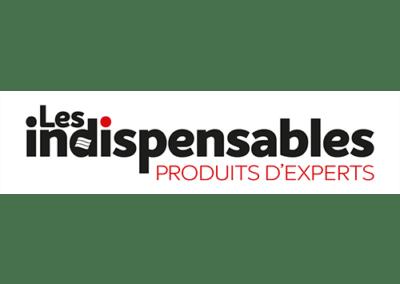 LES INDISPENSABLES La marque distributeur qui représente une alternative aux grandes marques – gros oeuvre, étanchéité à l'air et à l'eau, isolation, plâterie, carrelage …