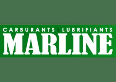 MARLINE : Développeur de carburants spéciaux et de mélanges pêts à l'emploi