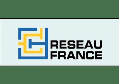 RESEAUX France : Distributeur dans les secteurs de l'assainissement,des travaux publics, de la distribution de l'eau et du gaz