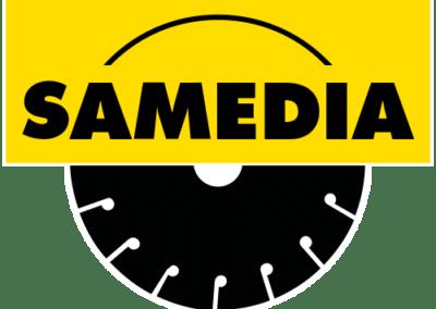 SAMEDIA Fabricant d'outils diamantés et machines
