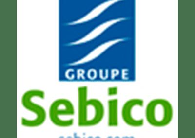 SEBICO Solutions techniques et innovantes pour l'assainissement non collectif et la gestion de l'eau de pluie.