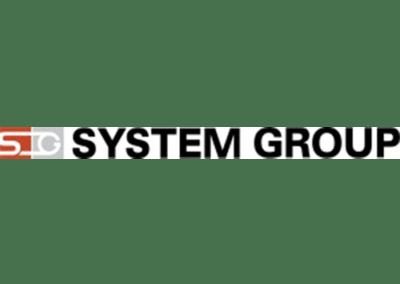 System Group: solutions avec les tubes, raccords et accessoires en PE PP PVC pour la construction des réseaux souterrains pour le transport des fluides et pour la protection de câbles.