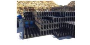 réservoir citerne modulaire pour stockage eau